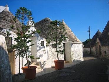 Ausflugsziel: Alberobello