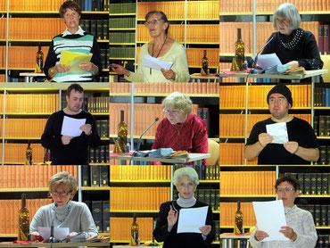 Mitglieder Geraer Literaturclub