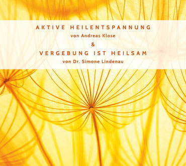 Aktive Heilentspannung Meditations-CD