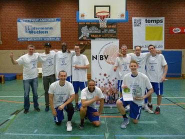 Unsere 1.Herren gewinnt den NBV Pokal 2015!!!