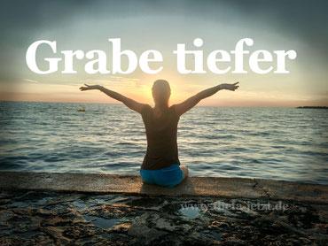ThetaHealing Grabe Tiefer Seminar
