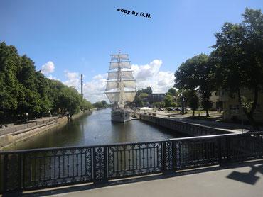 Mehmel  - heute Klaipeda - Litauen