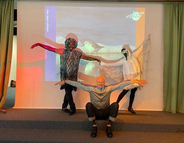 Logo der Arbeitsgemeinschaft Seeadlerschutz Niedersachsen