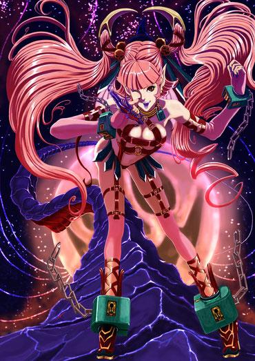 魔界の歌姫ラーミア