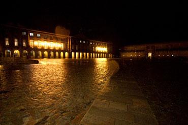 Kirchenplatz Santiago de Compostela