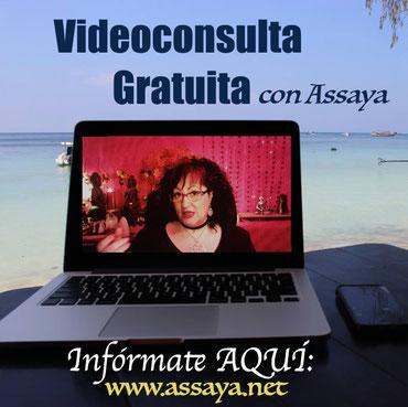 Consulta por Videoconferencia con ASSAYA