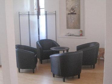 Räume von ProMentalis SPO Hypnose Rauchentwöhnung