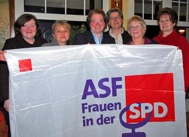 Gründungsabend der ASF.