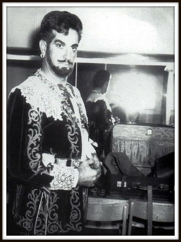 Un ballo in maschera - Renato - Los Angeles, Shrine Auditorium 1953