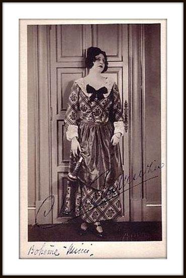 Giacomo Puccini - LA BOHÈME (Mimì)