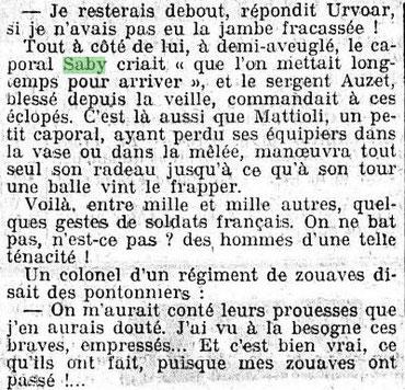 Le GAULOIS 1918/09/20 (Numéro 44951)