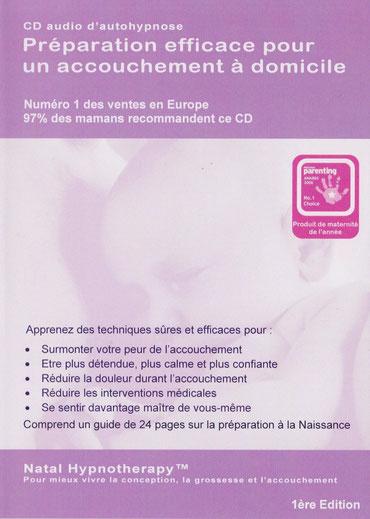 Préparation efficace pour un accouchement à domicile 15€