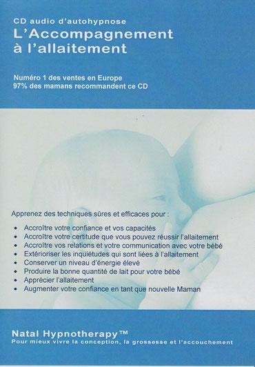 L'accompagnement à l'allaitement 15€