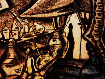 ciné-concerts sur le thème de l'Orient des Mille et une nuits ainsi que les premières images du Monde Arabe