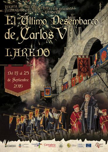 Programa del Último Desembarco de Carlos  V