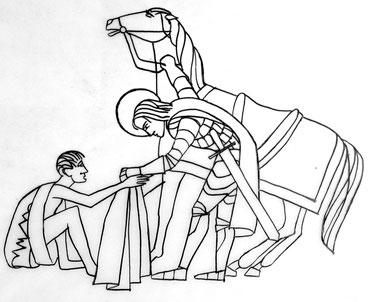 Entwurf von Eugen Hüsser, Frick