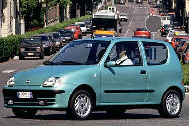 Fiat seicento, fiat 600
