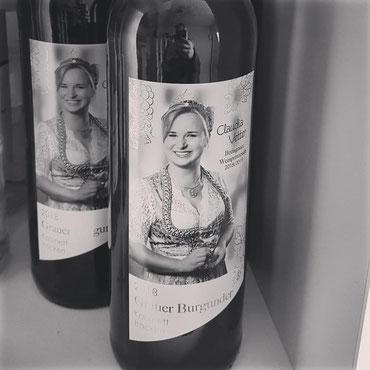 Breisgauer Weinprinzessin Claudia