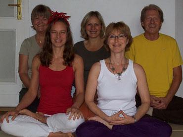 Yogalehrer der Yogaschule Udo Terasa