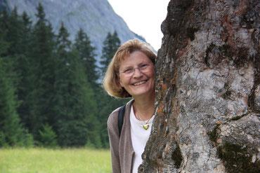 Mein Lieblings-Bergahorn in der Eng (Foto © Detlef Fachinger)