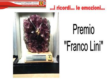 """Il Premio giornalistico """"Franco LINI"""" (alla memoria)"""
