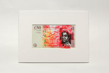 """Black Money"" Limited edition of 9 prints"