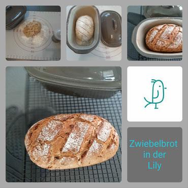 Zwiebelbrot aus der Lily von Pampered Chef®