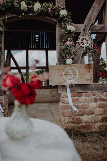 Motto Hochzeit Meer und Seefahrt - Foto: (c) Hochzeitsfotograf Wurth