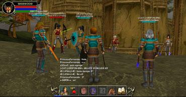 entrenando junto a clan tgd
