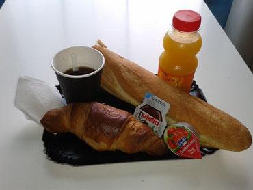 déjeuner thierache camping