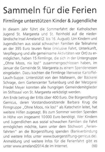 02/2014, Gerresheimer Gazette