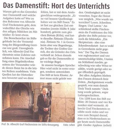 05.04.2014, Der Gerresheimer