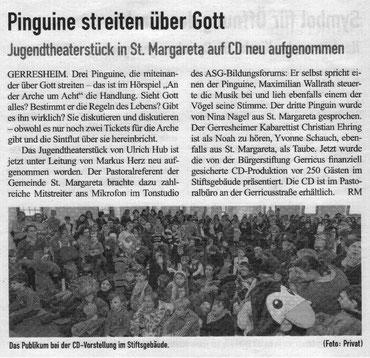Kirchenzeitung, März 2016