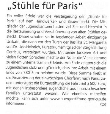 05/2014, Gerresheimer Gazette