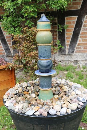 Große Brunnen für den Außenbereich