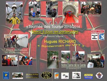 allo guidage moto, conseil général de l'Aveyron, motards du viaduc