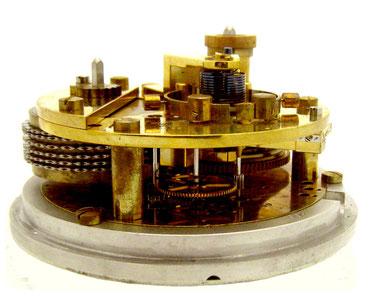 3 Pfeiler Einheitschronometer