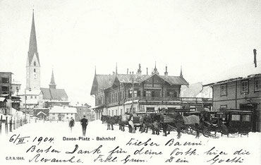 C.P.N., gestempelt 06. August 1904