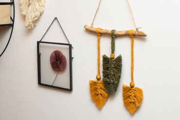 Makramee – Wandbehang