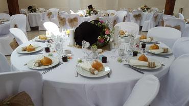 Le buffet d'Hervé - Services traiteurs en région Centre Val de Loire - Banquet médiéval au château de Vendôme - Loir-et-Cher