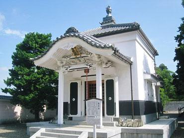 成田山 聖天堂