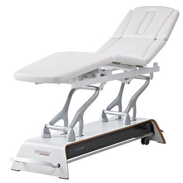 gymna.ONE Therapieliegen und Behandlungsliegen. Höchste Qualität von Gymna.
