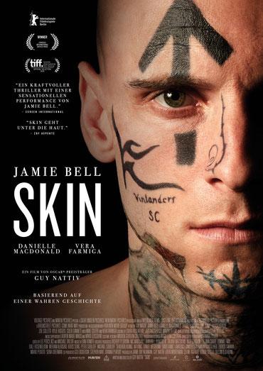 Skin Plakat