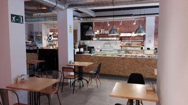 Licencia de actividad panadería cafetería con obrador