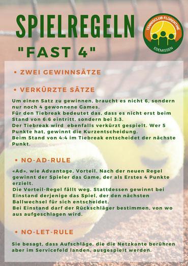 Fast4-Regeln VM 2018 Edemissen