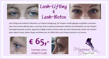 Lash-Lifting & Lash-Botox