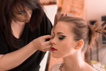 Dagmar Kindermann - Visagistin - 1220 Wien - Makeup Wien