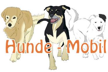 Gassi-Service Hunde-Mobil