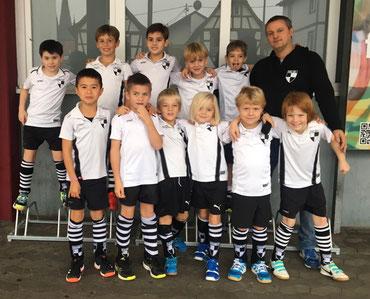 Die D-Knaben wurden Sieger des Kinderhallenhockeyturniers in Bad Kreuznach