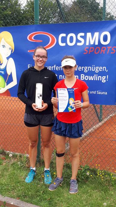 Anuk Wagner aus Luxemburg siegte in der Altersklasse U16.